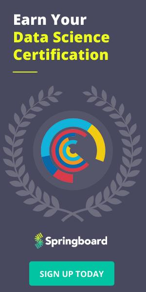 springboard datascience career track